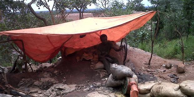 DR Konga  górnictwa
