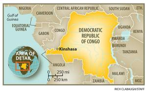 DR Kongo Gwałty